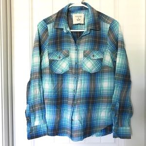 Sonoma Tops - Women's S flannel shirt